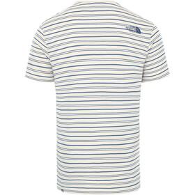 The North Face Tissaack T-Shirt Heren, mallard blue